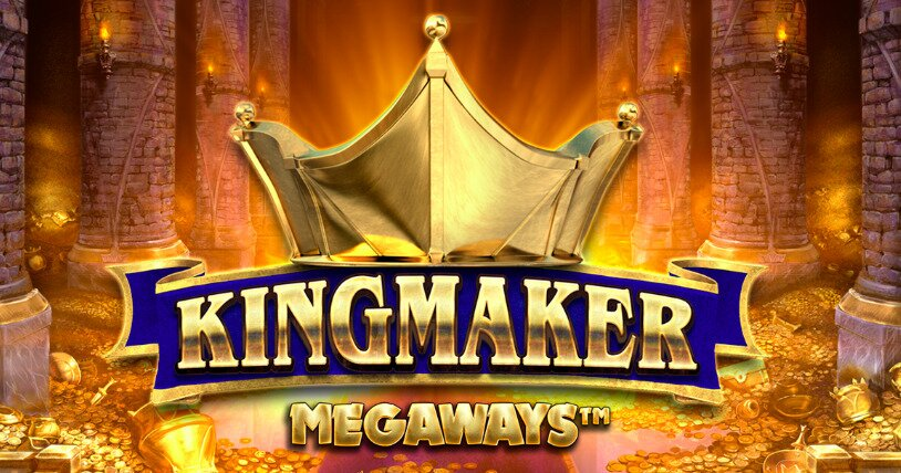 Kingmaker Megaways Slots Cover Image