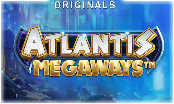 Atlantis Megaways slot game logo