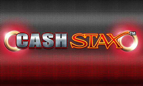 Cash Stax slot game title card