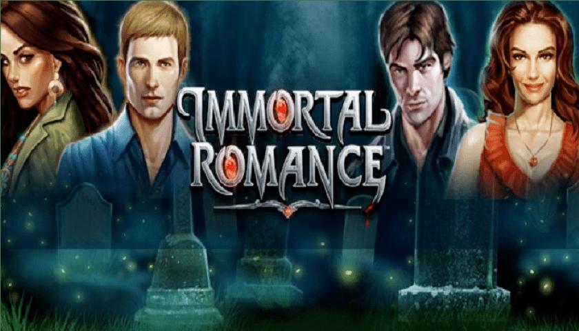 Immortal Romance RTP
