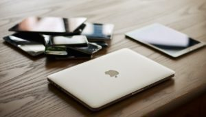 an assortment of electronic devices you can use boku on